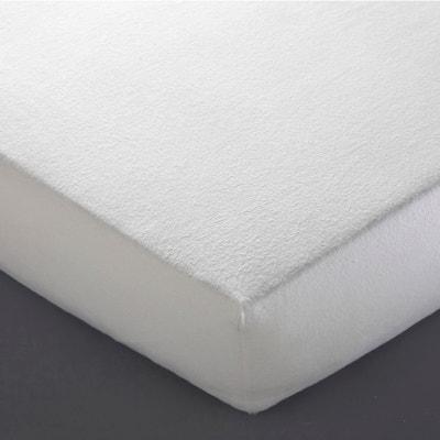 Coprimaterasso anti-acari in tessuto felpato La Redoute Interieurs