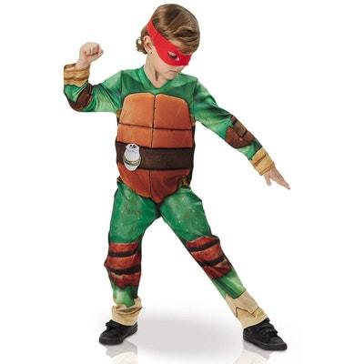 Déguisement enfant deluxe : Tortue Ninja 7/8 ans Déguisement enfant deluxe : Tortue Ninja 7/8 ans RUBIE S