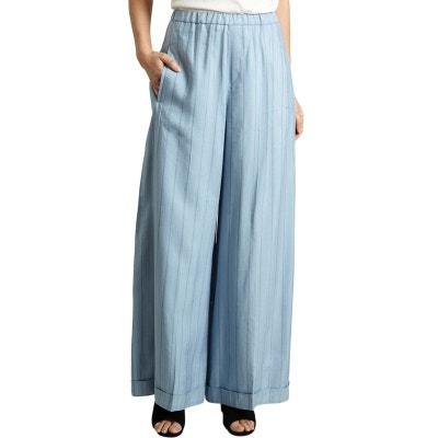 Pantalon femme - La Brand Boutique Chloe stora en solde   La Redoute e17f1e6ad8fa