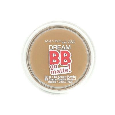 Dream BB Go Matte Gemey Maybelline Dream BB Go Matte Gemey Maybelline MAYBELLINE
