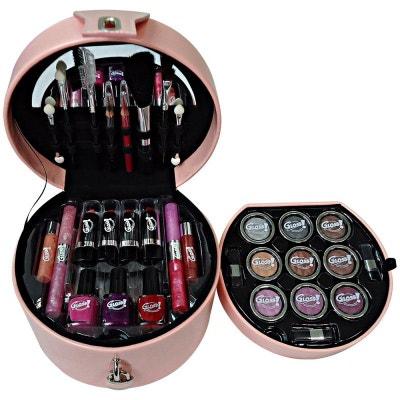 Coffret cadeau coffret maquillage mallette de maquillage Glam's Rose - 33pcs GLOSS