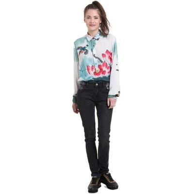 Slim-Jeans Slim-Jeans DESIGUAL