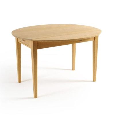 Table à rabat 2 tiroirs, 4 à 6 couverts ALVINA Table à rabat 2 tiroirs, 4 à 6 couverts ALVINA La Redoute Interieurs