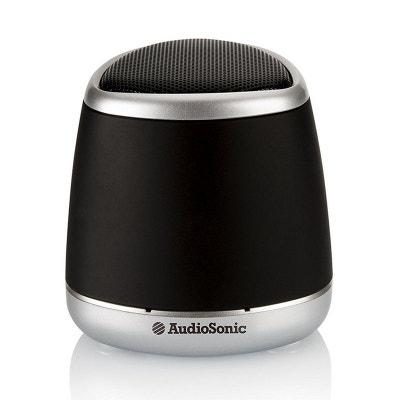 audiosonic - enceinte portable bluetooth noir - sk-1504 audiosonic - enceinte portable bluetooth noir - sk-1504 AUDIOSONIC