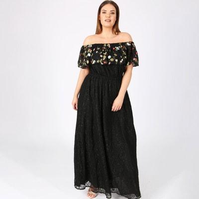Платье длинное однотонное, расширяющееся к низу, без рукавов Платье длинное однотонное, расширяющееся к низу, без рукавов KOKO BY KOKO