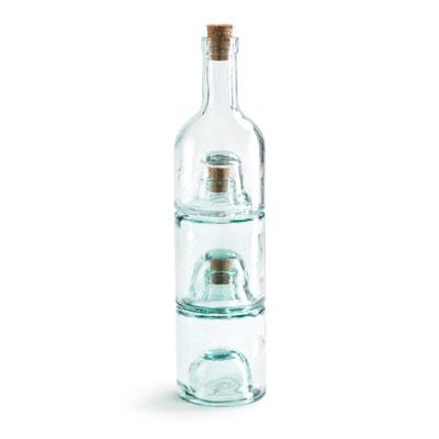 Set van 3 stapelbare flessen, TYMIAN Set van 3 stapelbare flessen, TYMIAN La Redoute Interieurs