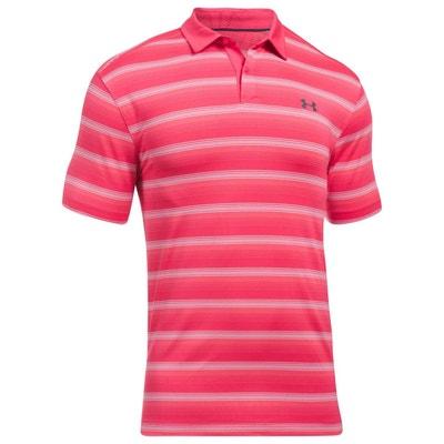 Polo t-shirt manche courte Polo t-shirt manche courte UNDER ARMOUR 43ab7cfcc4ba