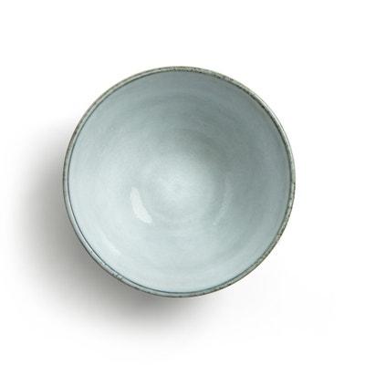 Set of 2 Friselis Enamelled Earthenware Tea Bowls AM.PM.