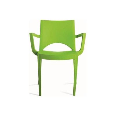chaise design verte turin declikdeco - Chaise Verte