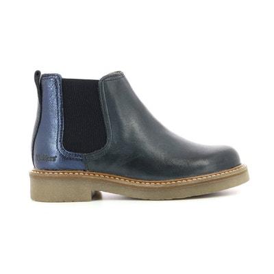 Boots pelle Oxalide Boots pelle Oxalide KICKERS