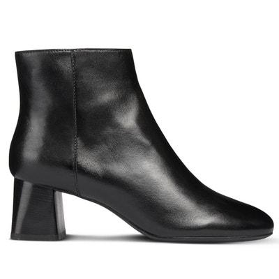 D Sylise Mid Ankle Boots D Sylise Mid Ankle Boots GEOX