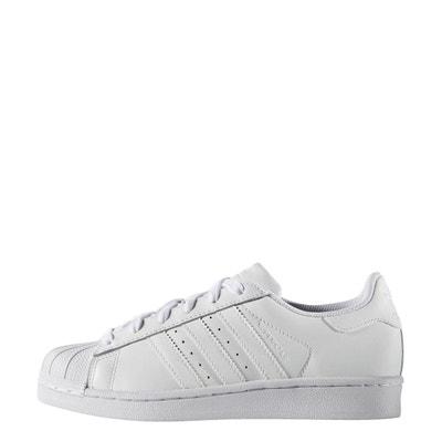 adidas femme superstars blanche