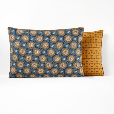 WAX Pure Cotton Pillowcase WAX Pure Cotton Pillowcase La Redoute Interieurs