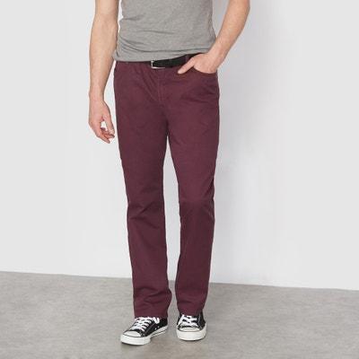 Pantalon droit en coton Pantalon droit en coton CASTALUNA FOR MEN