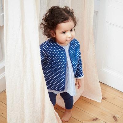 Ensemble veste, blouse et legging 1 mois – 3 ans La Redoute Collections