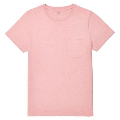 Tee shirt col rond Oeko Tex Tee shirt col rond Oeko Tex La Redoute Collections