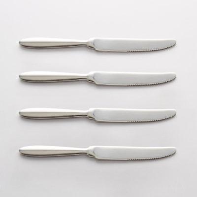Zestaw 4 noży nierdzewnych, RAKINEN Zestaw 4 noży nierdzewnych, RAKINEN La Redoute Interieurs
