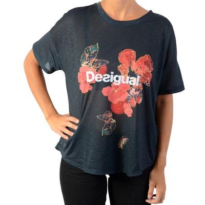 Tee-Shirt Scarlett Bloom Tee-Shirt Scarlett Bloom DESIGUAL cb4221675e03