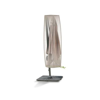 Housse de protection pour parasol décentré jusqu'à Ø 5 m Housse de protection pour parasol décentré jusqu'à Ø 5 m JARDIDECO