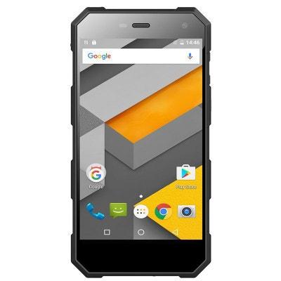 Smartphone Incassable 4G Double Sim Android 6.0 Etanche IP68 5 Pouces Yonis