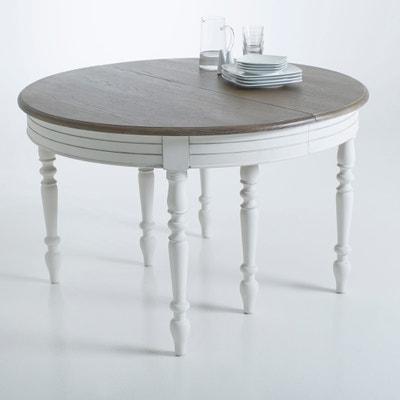 Table à allonges 4 à 12 couverts EULALI Table à allonges 4 à 12 couverts EULALI La Redoute Interieurs