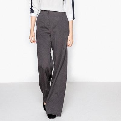 Pantaloni larghi in flanella Pantaloni larghi in flanella La Redoute Collections