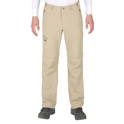 bc492ea24e578 Farley II - Pantalon zip Homme - Stretch, T-Zip beige Farley II -