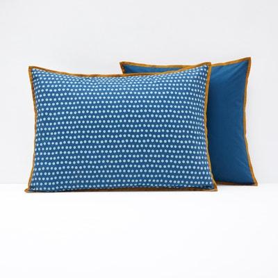 Duo Single Cushion Cover or Pillowcase La Redoute Interieurs