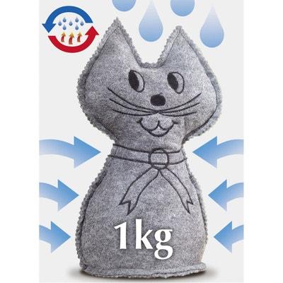 Sachet anti-humidité Chat - 1 kg. Sachet anti-humidité Chat - 1 kg. WENKO