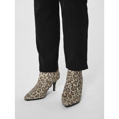 Solde La En Redoute Chaussures Leopard vCqwA