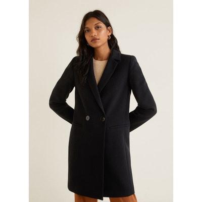 Manteau à double boutonnage Manteau à double boutonnage MANGO 76da6eb3ff54