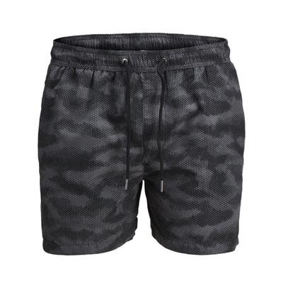 Camouflage Print Swim Shorts JACK & JONES