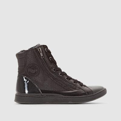 Zapatillas deportivas de piel JAISI/I F4B Zapatillas deportivas de piel JAISI/I F4B PATAUGAS