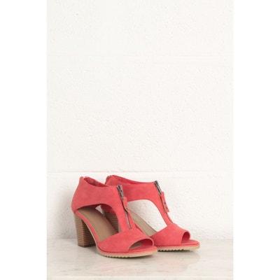 Sandales avec zip Sandales avec zip BONOBO a8ed7c19b7f1