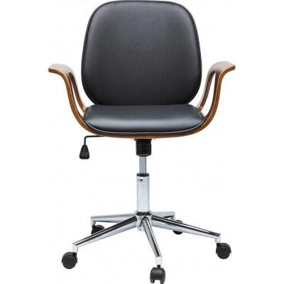 Chaise De Bureau Patron Noyer Kare Design KARE DESIGN