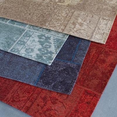 Tapete estilo patchwork, Milda Tapete estilo patchwork, Milda La Redoute Interieurs