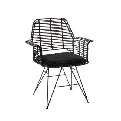 fauteuil design en rotin iguazu fauteuil design en rotin iguazu drawer - Chaise Rotin Noir