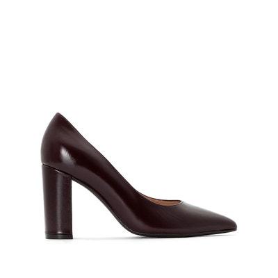 Dubai Leather Heels Dubai Leather Heels JONAK