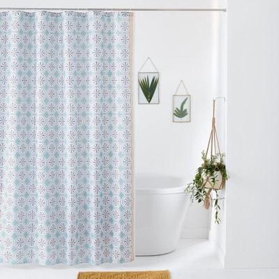 Rideau de douche imprimé, SALERNES La Redoute Interieurs