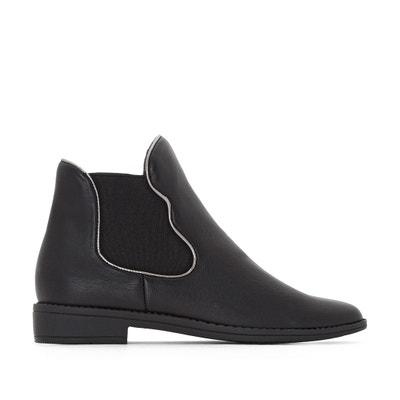 Boots con bordi argento 28-35 La Redoute Collections