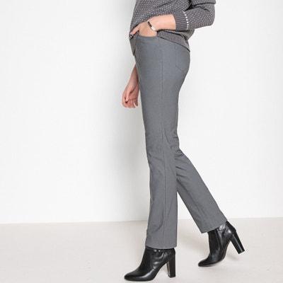 Pantalon stretch, élastiqué, intérieur émerisé Pantalon stretch, élastiqué, intérieur émerisé ANNE WEYBURN