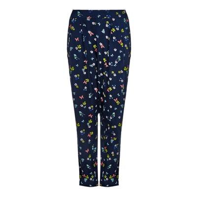 Pantalón estilo árabe estampado Pantalón estilo árabe estampado YUMI