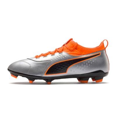 a866b5cced888 Chaussure de foot PUMA ONE 3 en cuir FG pour homme PUMA