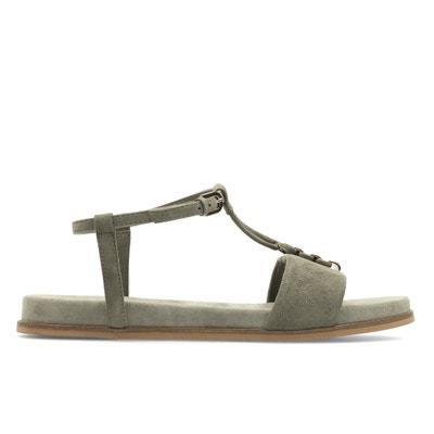 Agean Cool Flat Sandals Agean Cool Flat Sandals CLARKS