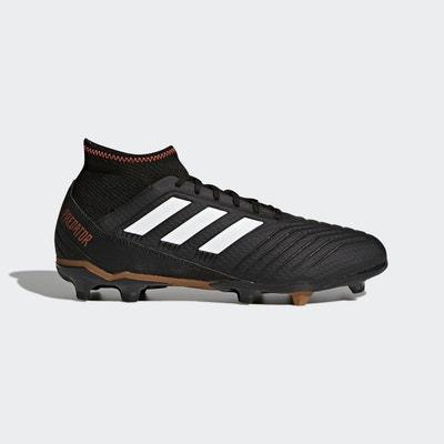 Chaussures Adidas Predator 18.3 Fg Noir Homme adidas Performance