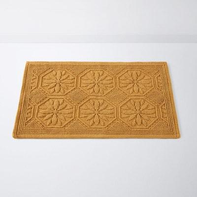tapis de bain pur coton salernes tapis de bain pur coton salernes la redoute interieurs - Tapis De Bain