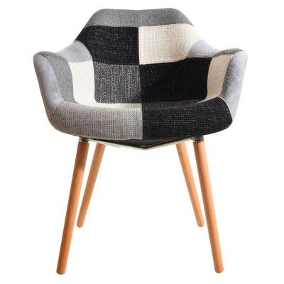 chaise anssen patchwork chaise anssen patchwork rendez vous deco - Chaise Gain De Place