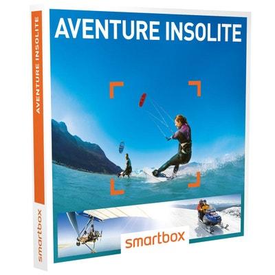 Aventure insolite - Coffret Cadeau Aventure insolite - Coffret Cadeau SMARTBOX