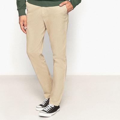 Pantalon chino ADRIEN coupe droite La Redoute Collections