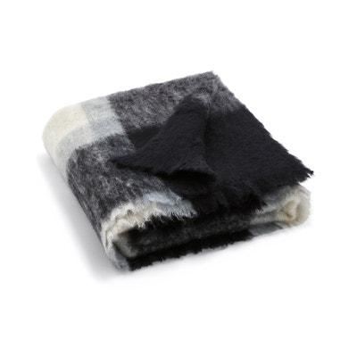 Plaid in mohair e lana, Nissoue Plaid in mohair e lana, Nissoue AM.PM.